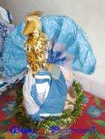 Seserahan pernikahan selimut cantik