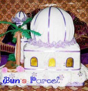 seserahan pernikahan masjid jakarta