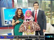 Indonesia Morning Show Parcel Seserahan Pernikahan