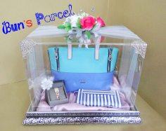 membuat hias parcel parsel hantaran pernikahan cantik Jakarta